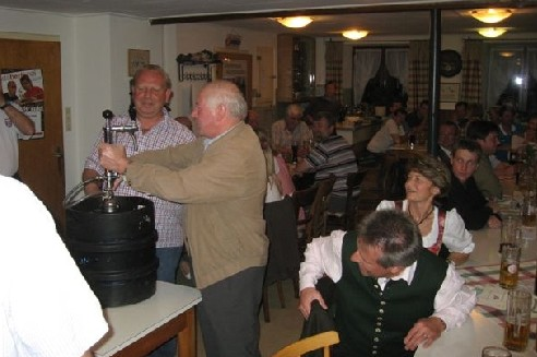 Gründungsfest - Bierprobe