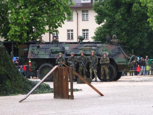 Tag der offenen Tür in Bad Reichenhall